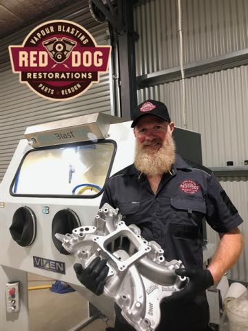 Red Dog Restorations