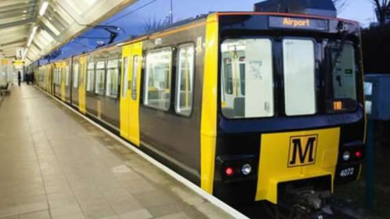 Tyne & Wear Metro choose Vixen