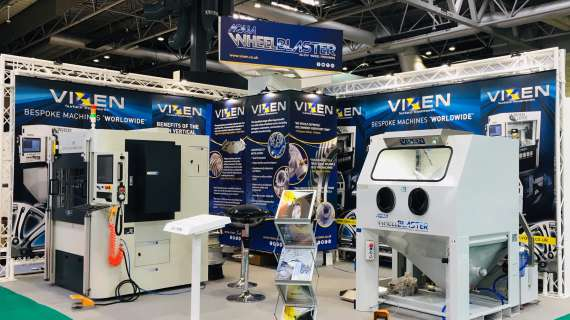 Vixen to attend Automechanika Birmingham 2019