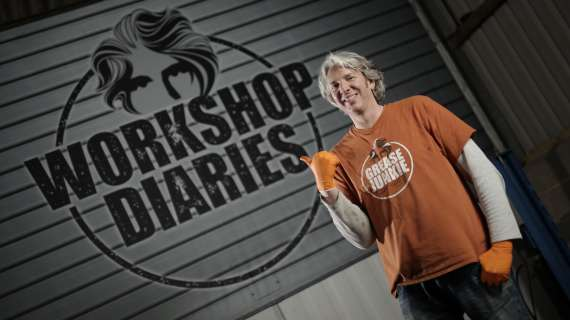 Vixen Machines Feature In Edd China's New Show