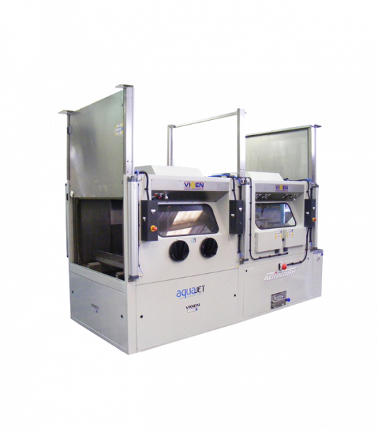 Special Build Vapor Blasting Equipment